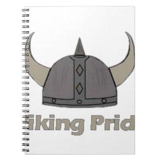 Viking Pride Notebooks