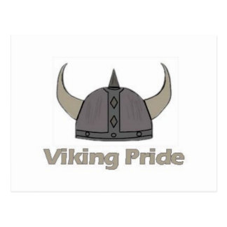Viking Pride Postcard