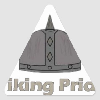Viking Pride Triangle Sticker