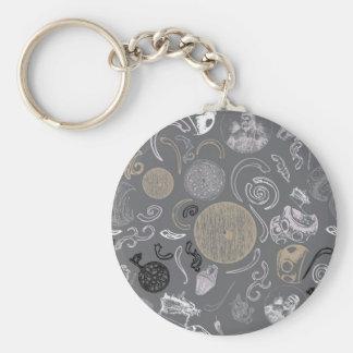 Viking Primitive Key Ring