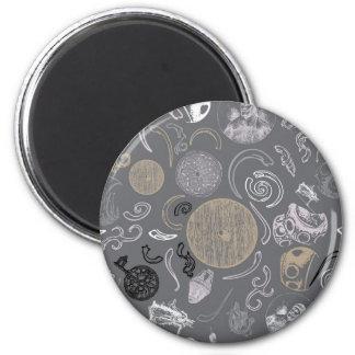 Viking Primitive Magnet