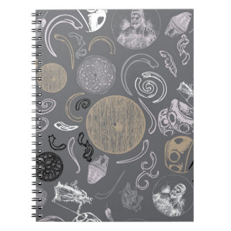 Viking Primitive Notebooks