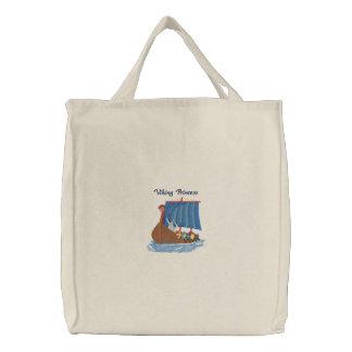 Viking Princess Canvas Bag