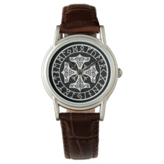 Viking Protection Runes Talisman Protection Watch
