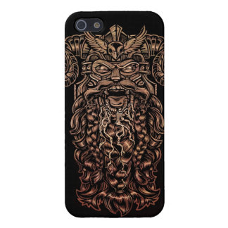 Viking Rabies iPhone 5/5S Cover