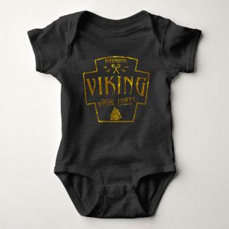 Viking Ragnarok Special Forces Baby Bodysuit