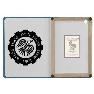 Viking Raven Banner Odin Thor Frigg iPad Mini Retina Case