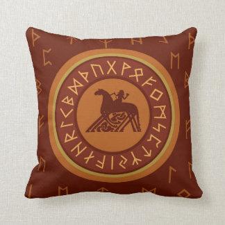 Viking Runes Cushion