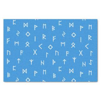 Viking Runes Tissue Paper