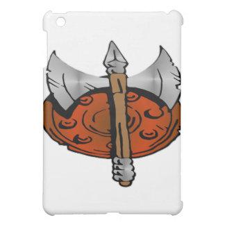Viking Shield Battle Ax iPad Mini Cover