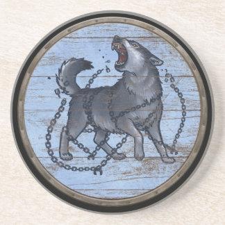 Viking Shield - Fenrir Coaster