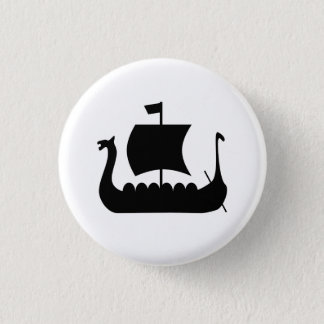 Viking Ship Pictogram Button