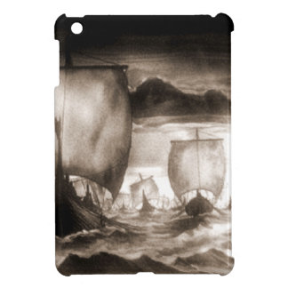 VIKING SHIPS iPad MINI COVER