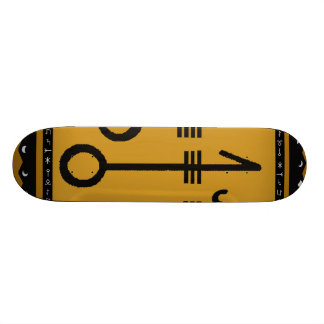 Viking Skateboard