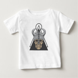 Viking Skull Baby T-Shirt