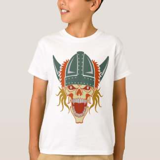 VIKING skull custom shirt - choose style, color