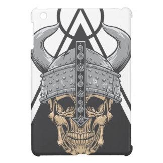 Viking Skull iPad Mini Cover