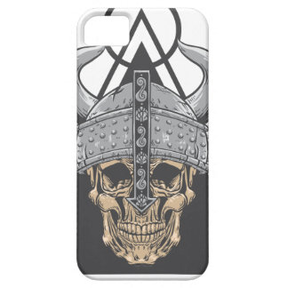 Viking Skull iPhone 5 Cases