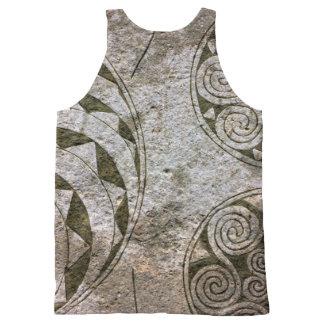 Viking Swirls All-Over Print Singlet
