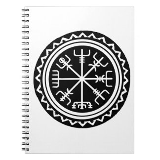 Viking Vegvisir Compass Notebooks