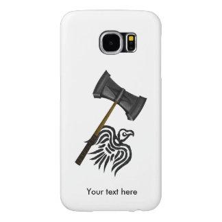 Viking War Hammer Samsung Galaxy S6 Cases