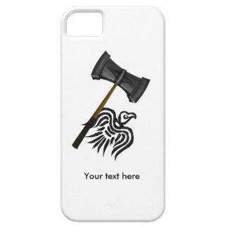 Viking War Hammer Thor iPhone 5 Cases