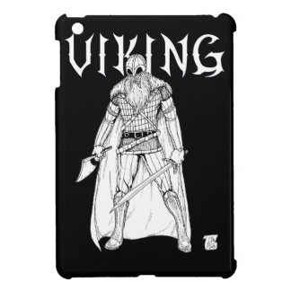 Viking Warrior iPad Mini Cases