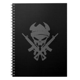 Viking Warrior Notebooks