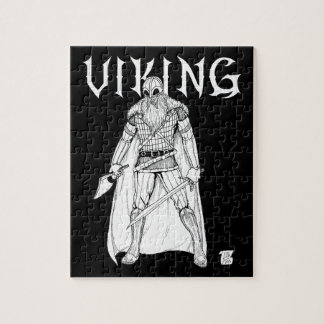 Viking Warrior Puzzles