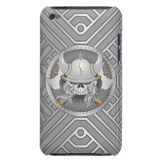Viking Warrior Skull iPod Touch Cover