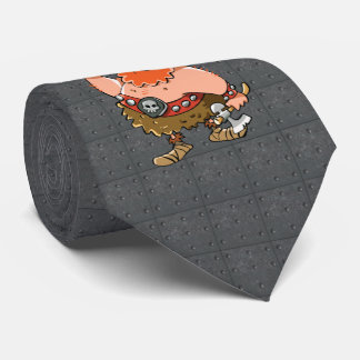VIKING WARRIOR TIE