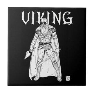 Viking Warrior Tile