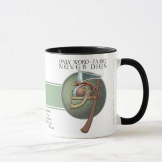 """Viking """"Word Fame"""" Havamal Mug"""