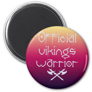 Vikings magnetto magnet