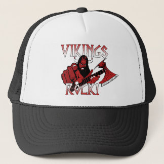 Vikings Rock! Hat