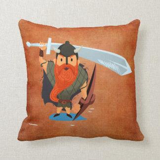 Vikings Rule Cushion