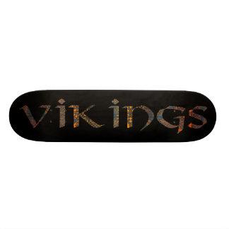 Vikings Skateboard