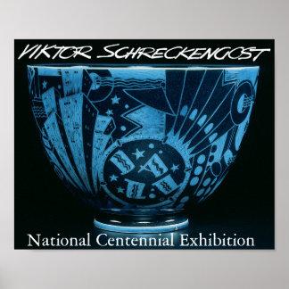 Viktor Schreckengost New York Jazz Bowl Poster