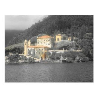 Villa Balbianello, Lake gomo Postcard