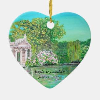 Villa Borghese, Wedding Ornament
