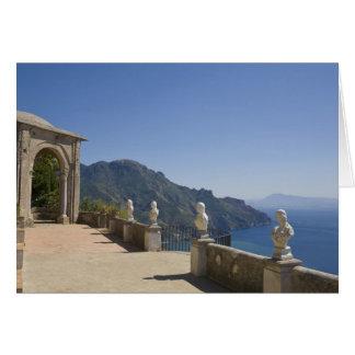 Villa Cimbrone, Ravello, Campania, Italy Card