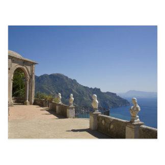 Villa Cimbrone, Ravello, Campania, Italy Postcard