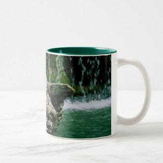 Villa d'Este Fountain Cherub Mug