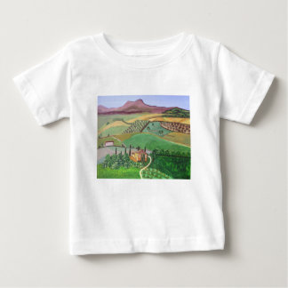 Villa in the Hill Baby T-Shirt