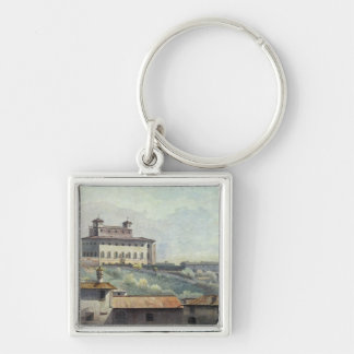 Villa Medici, Rome, c.1776 (oil on paper) Keychains