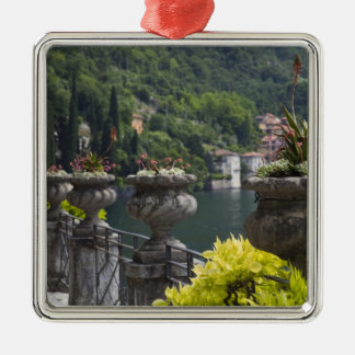 Villa Monastero, gardens and lakefront, Varenna, Metal Ornament