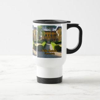 Villa Natalia Florence Italy Travel Mug