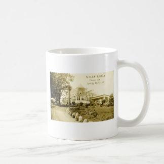 Villa Roma (Route 305) Spring Valley N.Y., Vintage Coffee Mugs
