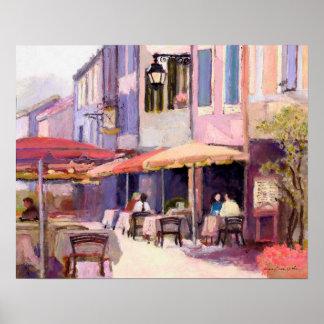 Village Cafe Print