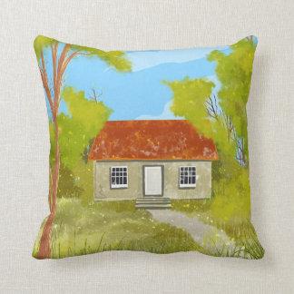village house American MoJo Pillows Cushions